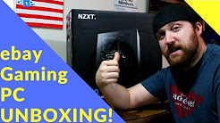 Ebay Gaming PC UNBOXING W/ Gameplay