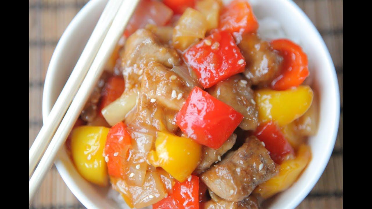 Соус для свинины рецепт с фото пошагово
