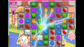 candy crush saga level 1555 no booster 3 stelle