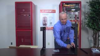 Rackmount Solutions: How To Assemble The Cruxial™ Wall Mount Rack
