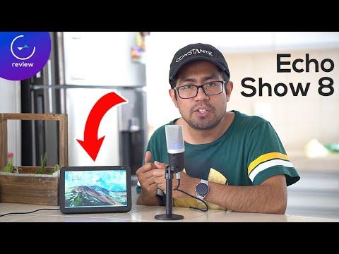 Amazon Echo Show 8   Review en español