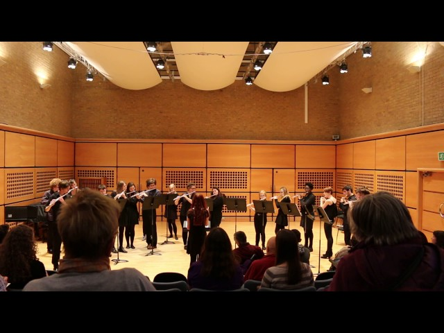 Blowsoc Flute Ensemble: Zig Zag Zoo