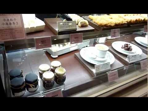 Amazing Isetan food hall in Tokyo