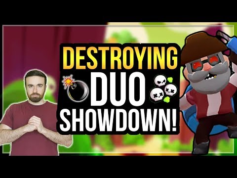 Best Duo Brawler?! DESTROYING With Dynamike In Duo Showdown | Brawl Stars Gameplay