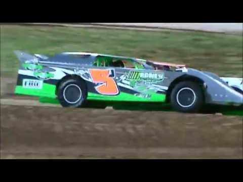 Josh Jackson Racing Spoon River Speedway 2nd place heat Race 8 13 16