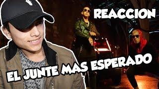Vídeo Reacción | Vuelve - Daddy Yankee & Bad Bunny