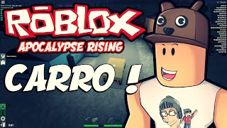 Roblox-Diary of a Survivor (Apocalypse Rising) #2