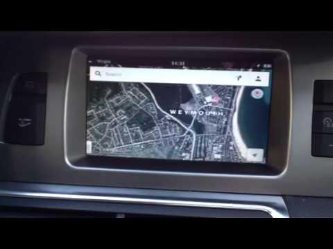 audi 2g mmi google earth navigation youtube. Black Bedroom Furniture Sets. Home Design Ideas