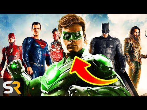 JUSTICE LEAGUE Movie Fan Theories You NEED To know About
