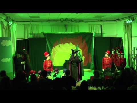 Calstock Xmas Panto 2011 Part 1