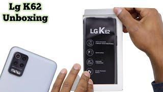 Lg K62 Unboxing & Setup / 2020