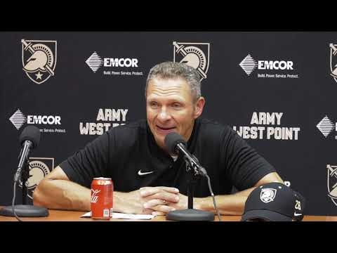 Army Football: Full Postgame Press Conference vs. #5 Oklahoma