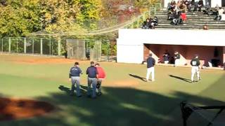 бейсбол у МГУ