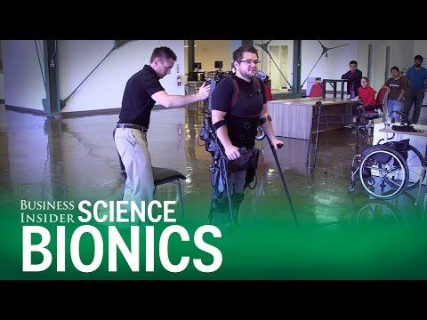 Bionic Technology Is Helping People Walk Again