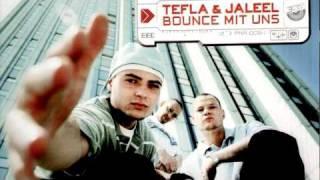 Tefla & Jaleel - Bounce mit uns [Lyrics] [HQ]