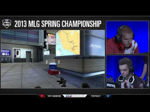 VVv Vs Prophecy - Game 2 - CWR1 - MLG Anaheim 2013 V2