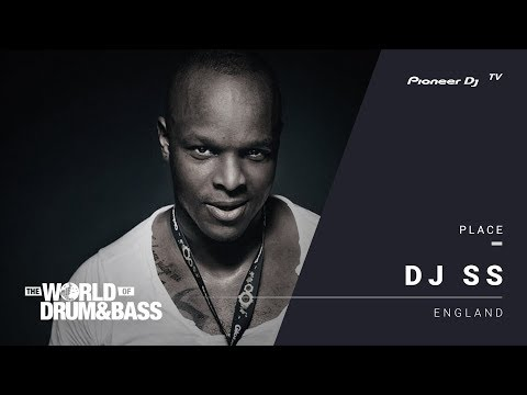 DJ SS live World of Drum&Bass @ Pioneer DJ TV