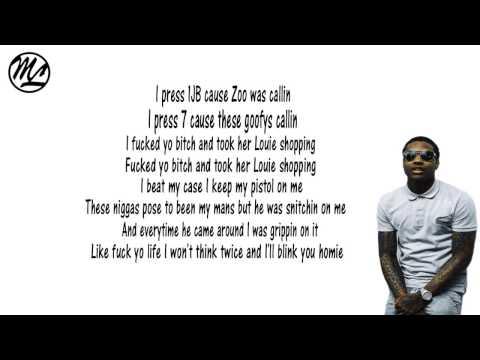 Lil Durk - Perky's Callin (Lyrics)