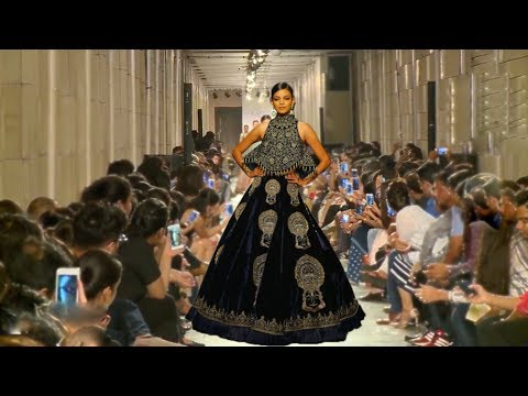 Disha Patani for Manav Gangwani | India Couture Week 2017