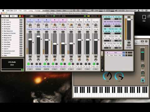 LNX_Studio Demo Song - Electro Hamonic Mole