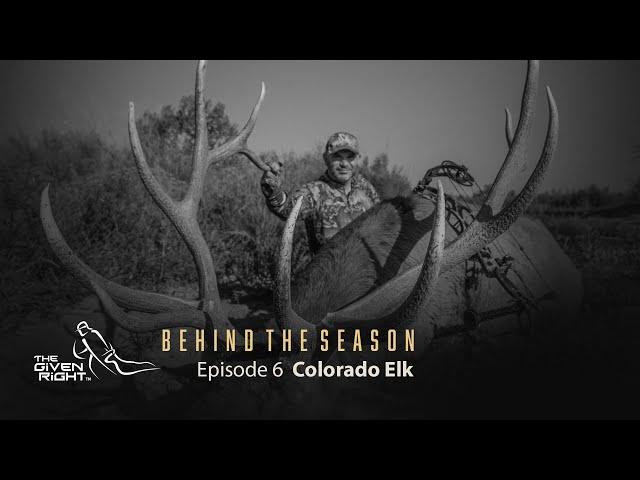Colorado Elk BTS