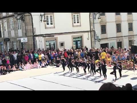 La Semana de la Danza llena Lugo de actividades