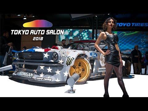 TOKYO AUTO SALON 2018 | CINEMATIC SHORT | VINETII