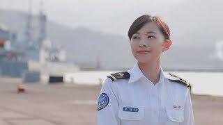 海軍母親節微電影【無聲的守護】2018海軍人氣女神主演