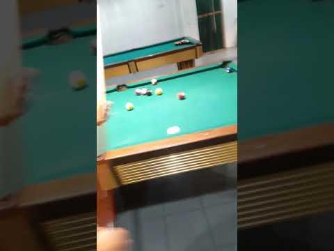 os piores jogadores de snooker da Falagueira