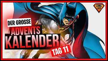 Der große COMIC LADEN ADVENTSKALENDER 2019 – Batman: Neal Adams Collection