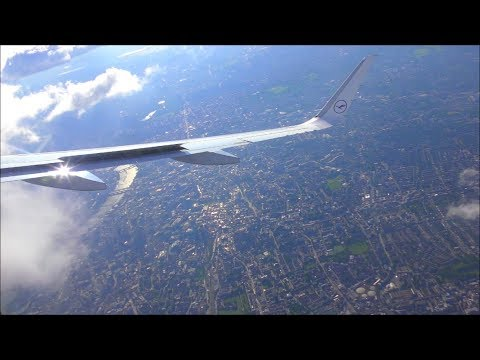 Lufthansa Airbus A320-271NEO | Frankfurt to London Heathrow *Full Flight*
