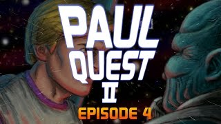 Paul Quest II - Ep04 - Wax On, Wax Off [Space Quest 2 Let's Play]