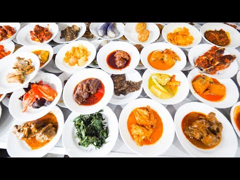 Indonesian STREET FOOD Tour in Jakarta, Indonesia! BEST + CH
