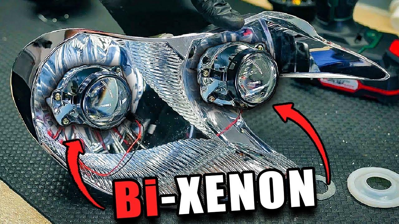 😮 Вот Что Будет Если Установить 4 Bi-Ксенона на Машину