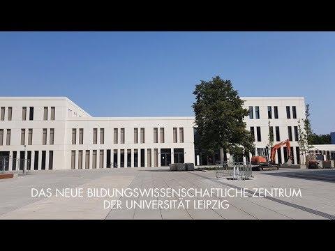 Tour durch das neue Bildungswissenschaftliche Zentrum der Universität Leipzig