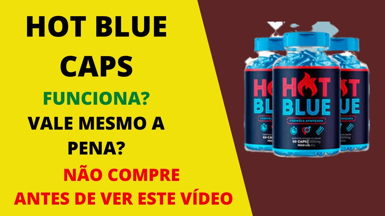 hotblue caps