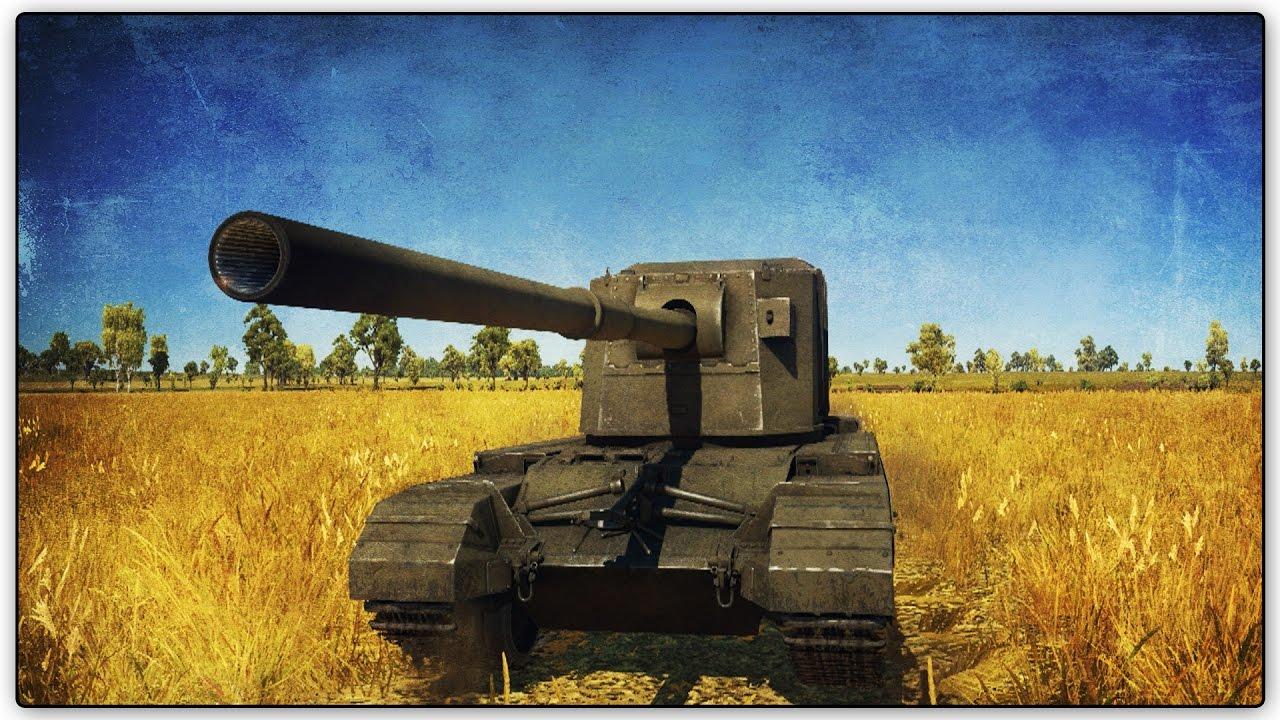 War thunder fv 4005