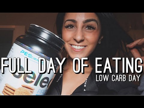 IFYM Full Day Of Eating  Ab Routine  That Prep Life Ep. 19