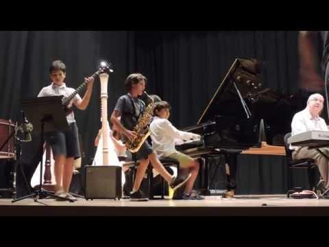 Concierto Improvisa Salamanca 2016. Live.