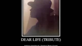 Dear Life - Anthony Hamilton ft. Christina Marie (Duet - Cover) MICHAEL JACKSON TRIBUTE.