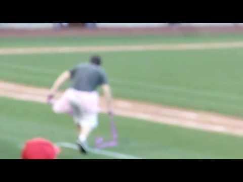 Winston-Salem Dash Baseball Nutcracker