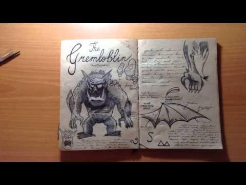 Дневник Гравити Фолз (Gravity Falls Journal)
