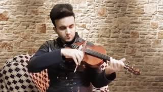 صبا عراقي حزين من القلب على الكمان - عزف محمد غالب