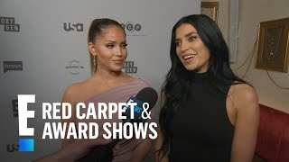 Nicole Williams & Olivia Pierson Talk Feuds and Family | E! Live from the Red Carpet