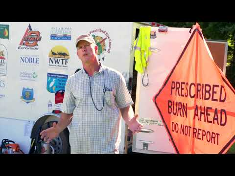 Fire Equipment: Fire Trailer