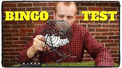🔴Gutes Bingo Spiel und Top Preisleistung ( Test, Review ) von Amazon  Bingotrommel