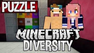 Puzzle   Diversity Minecraft Adventure Map   Ep. 9