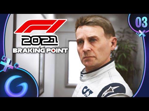 F1 2021 : MODE BRAKING POINT FR #3 - Et c'est le drame...