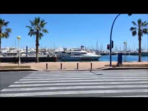 مدينة اليكانتي الاسبانية Spanish city of Alicante