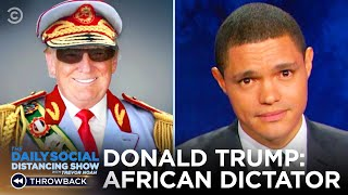 Donald Trump - America's African President | The Daily Show